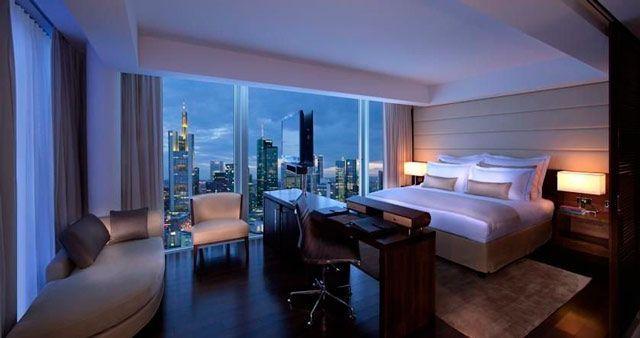 hotel lujo Frankfurt