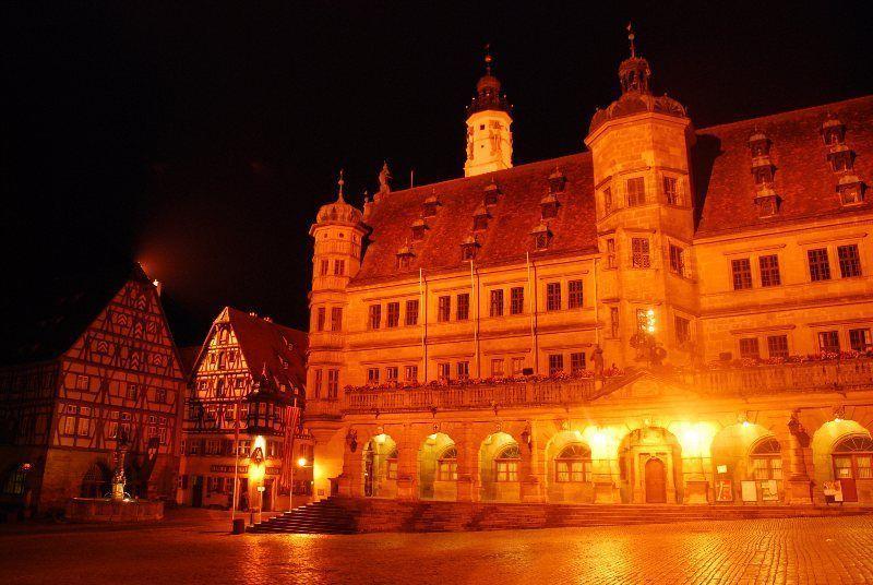 Cómo llegar a Rothenburg ob der Tauber