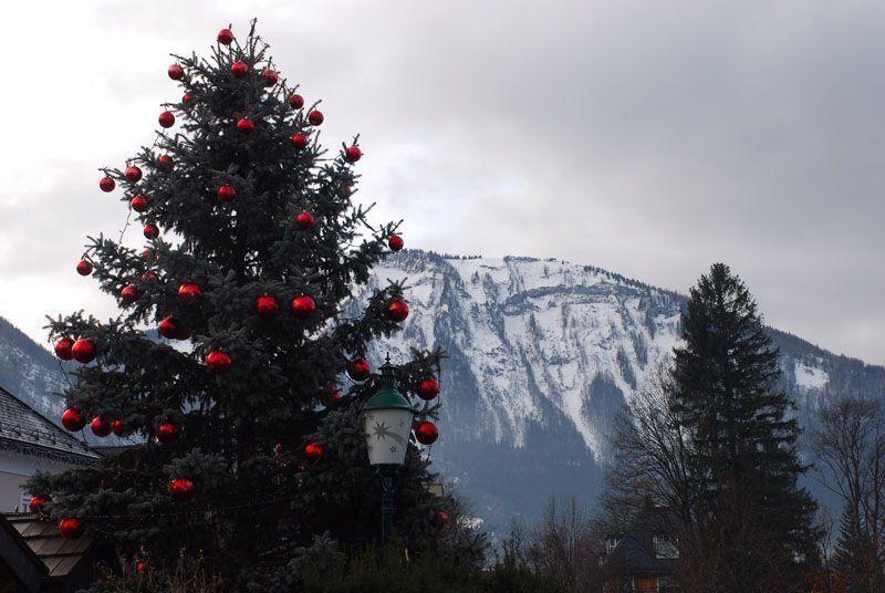 Mercadillo de Navidad en Strobl