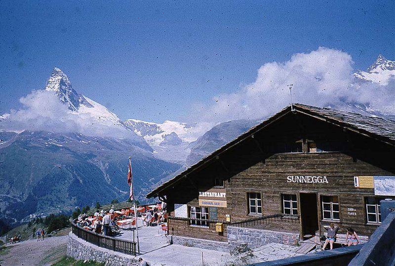 Estación Sunnegga