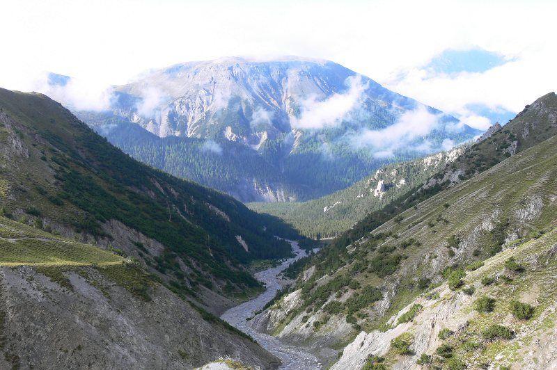 Vista desde Munt La Schera