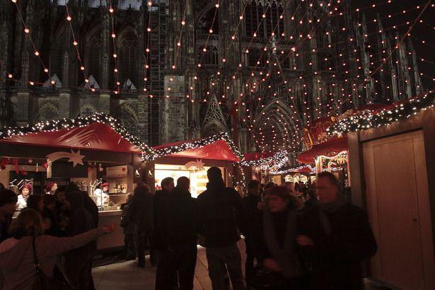 Mercado de Navidad de Colonia