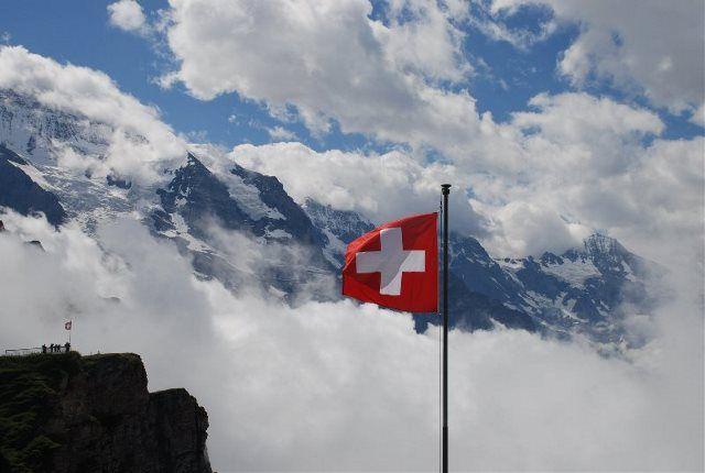 Dos semanas en la región del Jungfrau