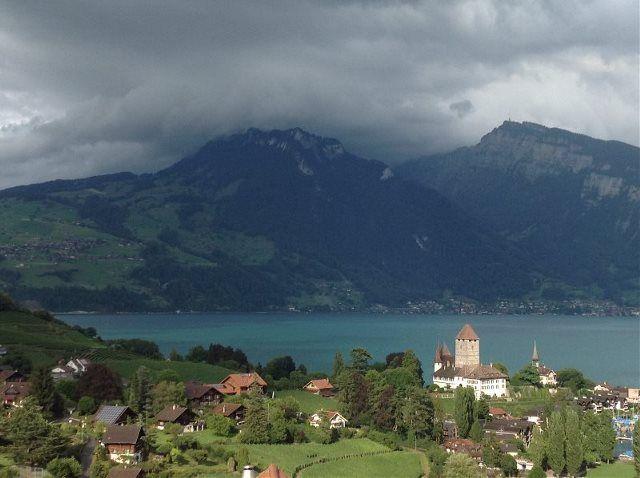 Los pueblos más bonitos del lago de Thun