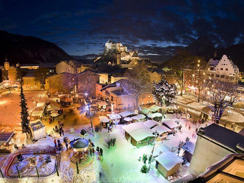 Mercadillo de Navidad de Kufstein