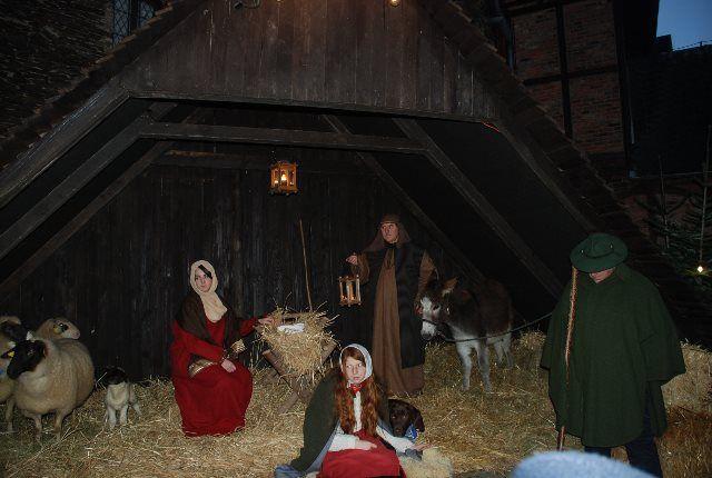 Representación de la Navidad en Cochem