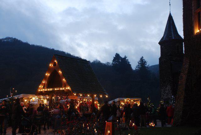 Navidad en el Reichsburg