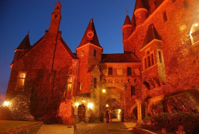 El Reichsburg en Cochem