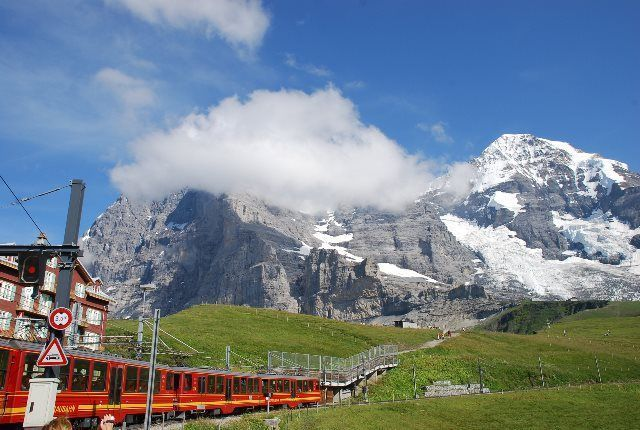 El Jungfraubahn