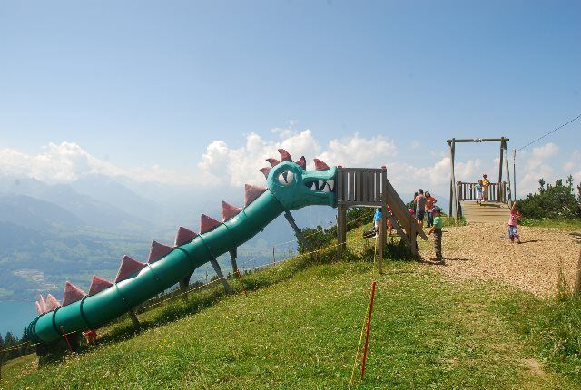 Parque infantil del Niederhorn