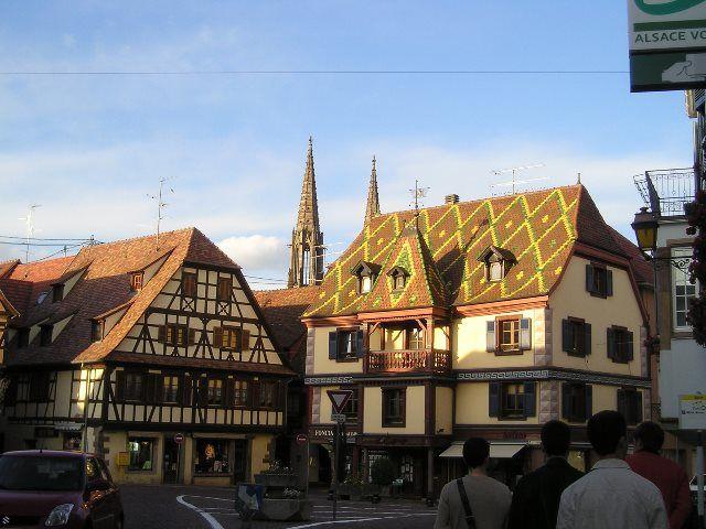 Obernai. Fuente: wikipedia