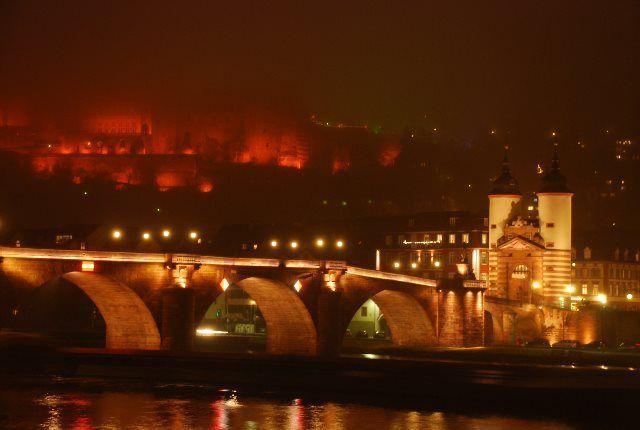 Cómo llegar a Heidelberg