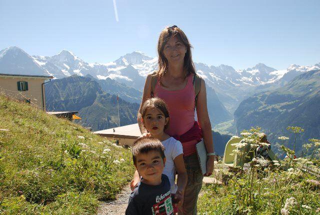 Hacer una foto de familia es de las cosas más difíciles de las vacaciones