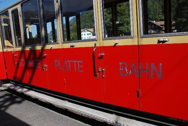 Schynige Platte Bahn