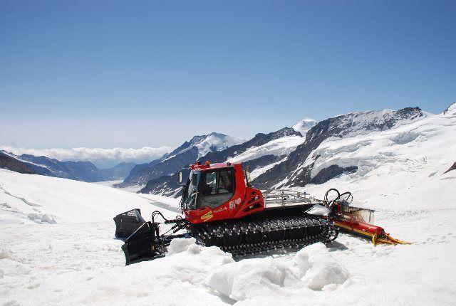 La gran aventura del Jungfrau