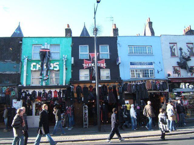 Tiendas de Camden Town
