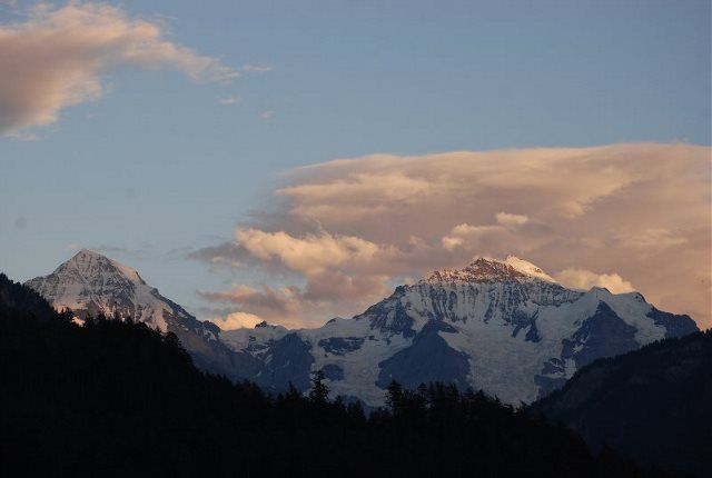Una semana de vacaciones en Interlaken