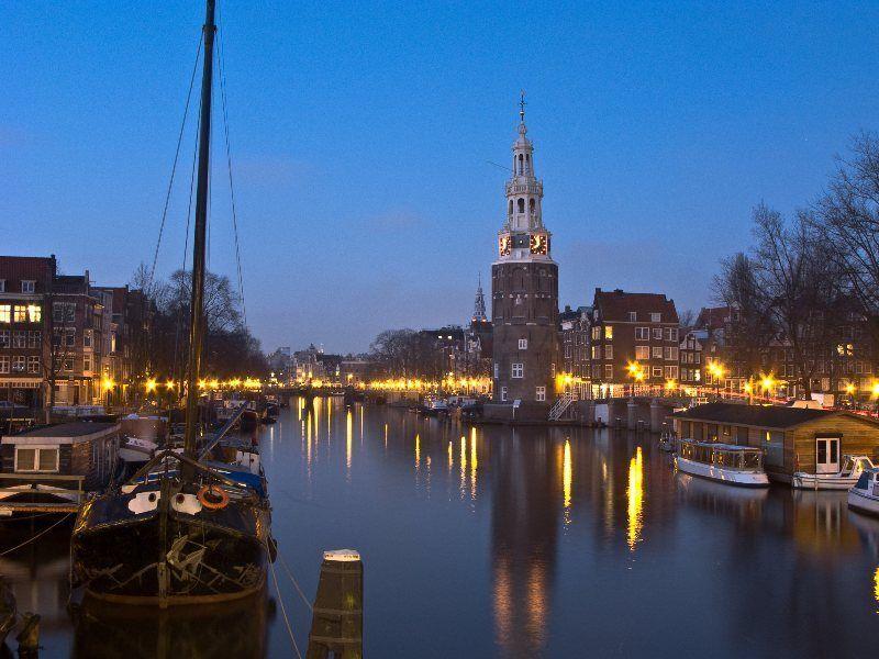 Cómo llegar a Amsterdam