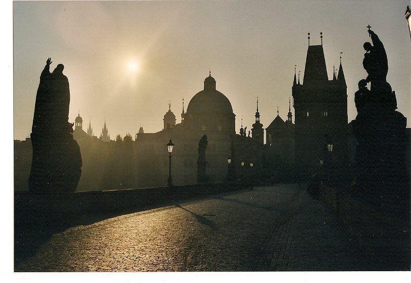 Cómo llegar a Praga