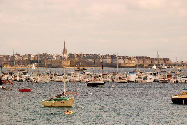Puerto de Saint Malo