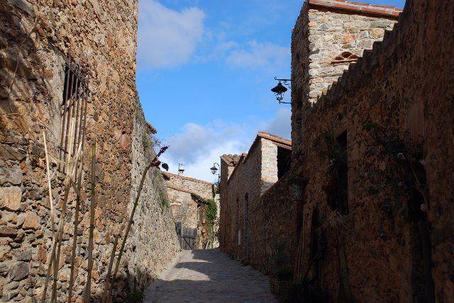 Calles de Castellnou