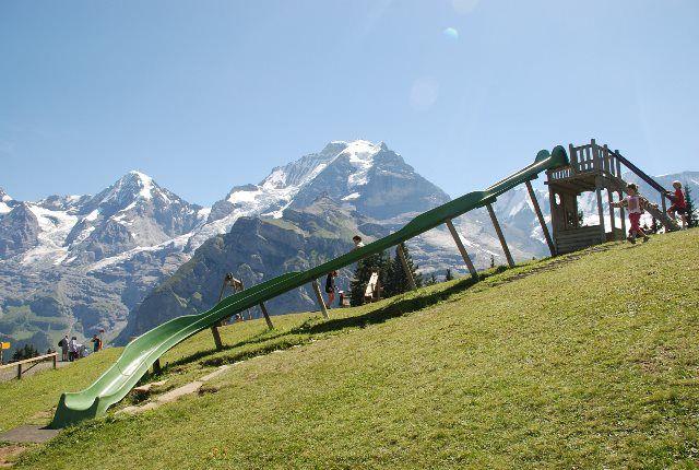 Suiza con niños
