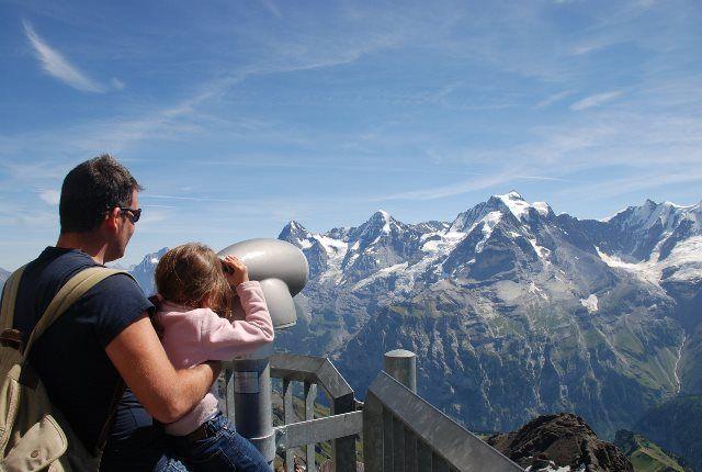 Vistas del Jungfrau