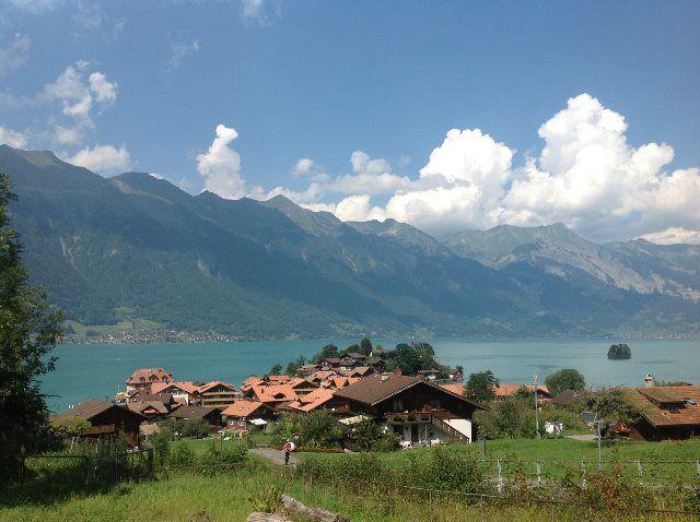 Lago de Brienz
