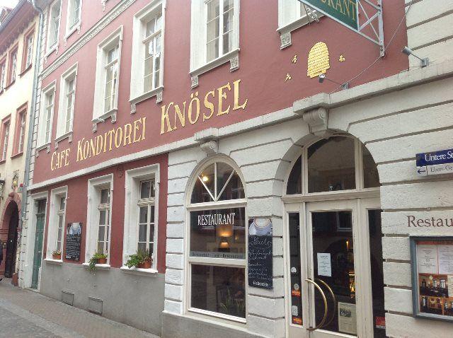 Café Knösel