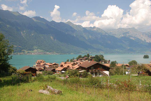 Los pueblos con más encanto del Lago de Brienz