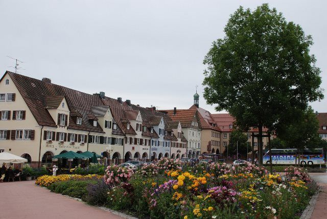 Freudenstadt en el centro de la Selva Negra