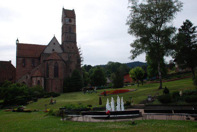 Abadía de Alpirsbach