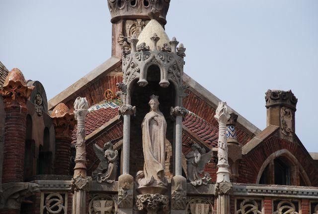 Modernismo del Hospital de Sant Pau