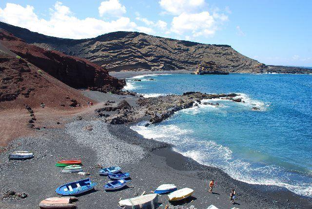 El Golfo, Lanzarote