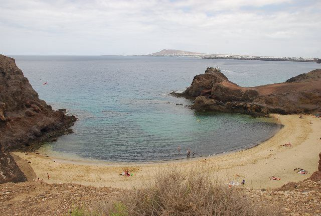 Las playas más bonitas de Lanzarote