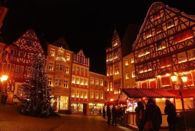 Mercado de Navidad de Bernkastel-Kues
