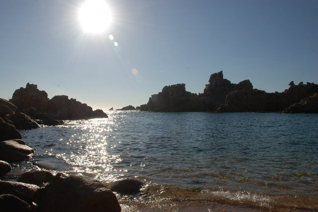Costa Paradiso, Cerdeña