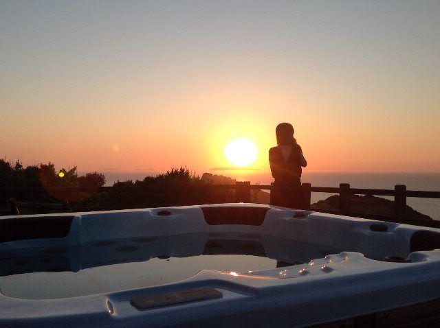 Castelsardo, puesta de sol y jacuzzi, ¿alguien da más?