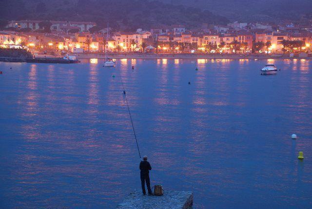 Pescar con estas vistas es especial