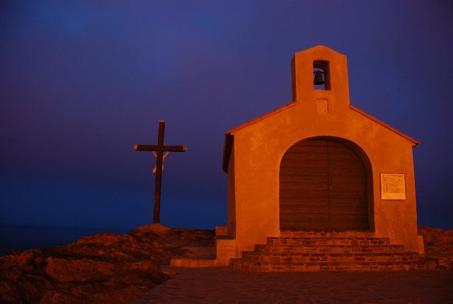 La capilla de San Vicente