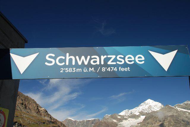 Willkommen auf Schwarzsee