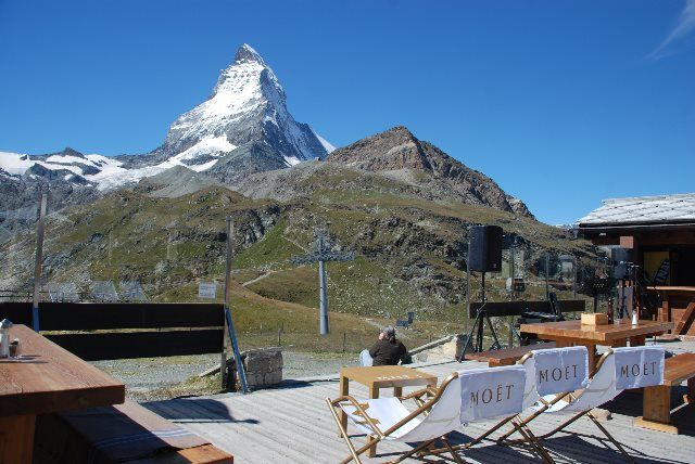 Relax en el Schwarzsee