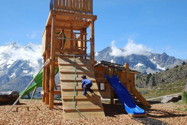 Parque infantil de Hohsaaas