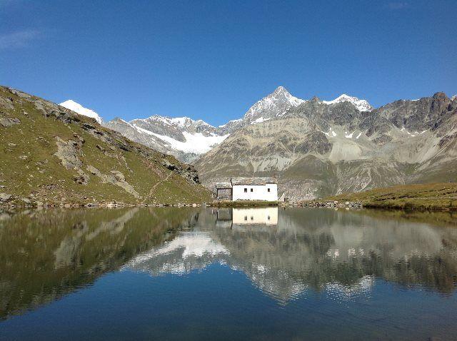 Lago Schwarzsee, Zermatt