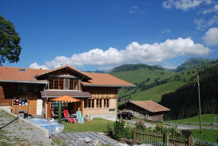 Apartamentos en el Berner Oberland