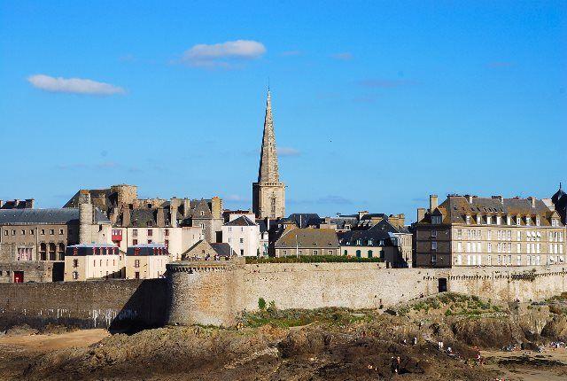 Panorámica de Saint Malo