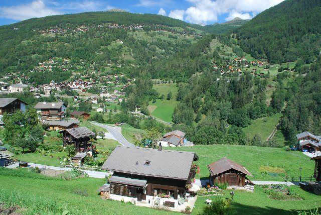 El magnífico Val d'Anniviers