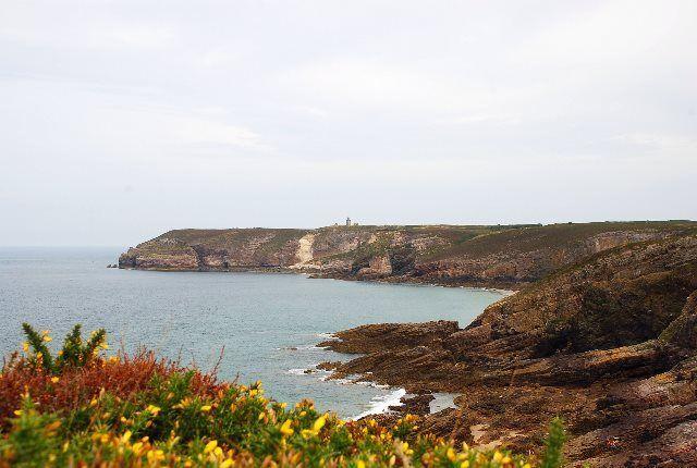 Cabo Fréhel desde Fort la Latte
