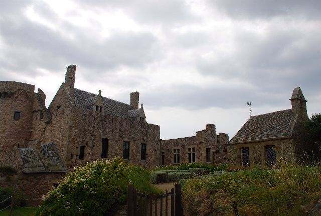 Fort la Latte también conocido como Roche Gouyon