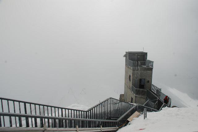 Bienvenidos al Matterhorn Glacier Paradise